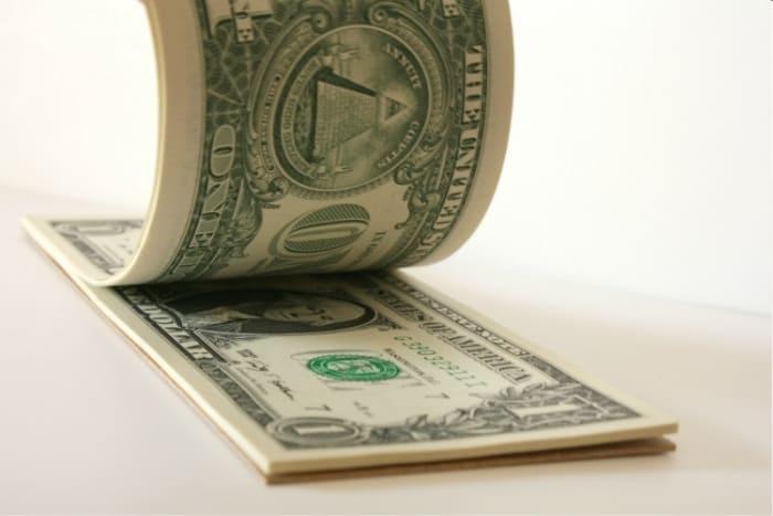 Money Note Pad