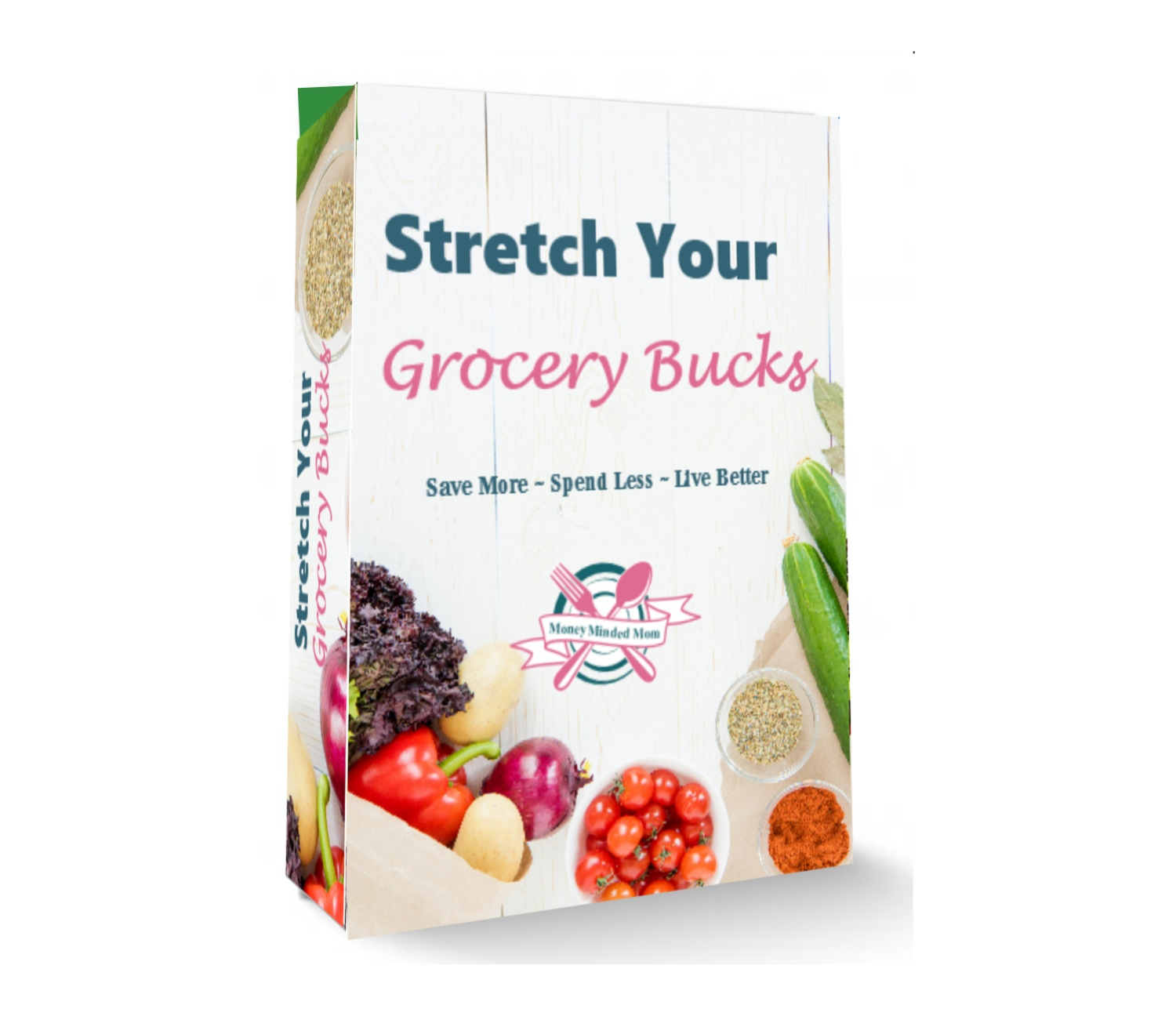 Stretch Your Grocery Bucks Binder