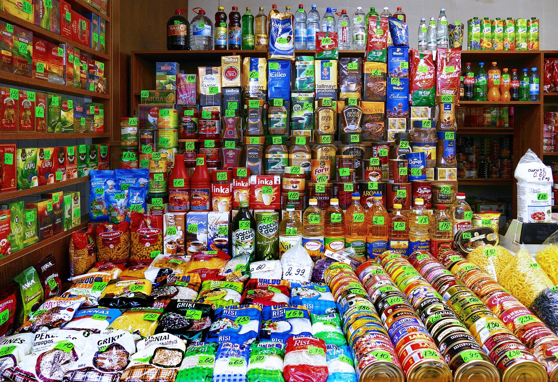Grocery Stockpile - Buying In Bulk