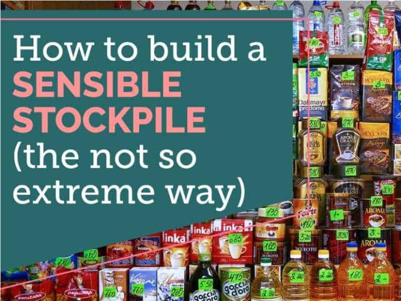 Food Stockpile