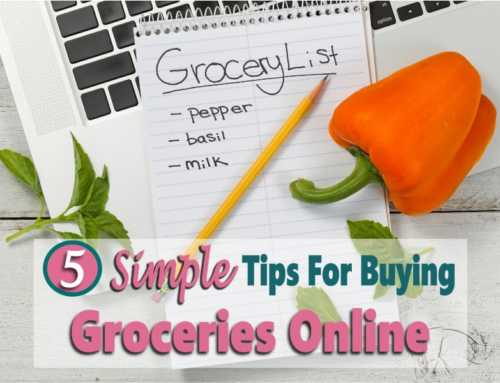 5 Simple Tips For Buying Groceries Online