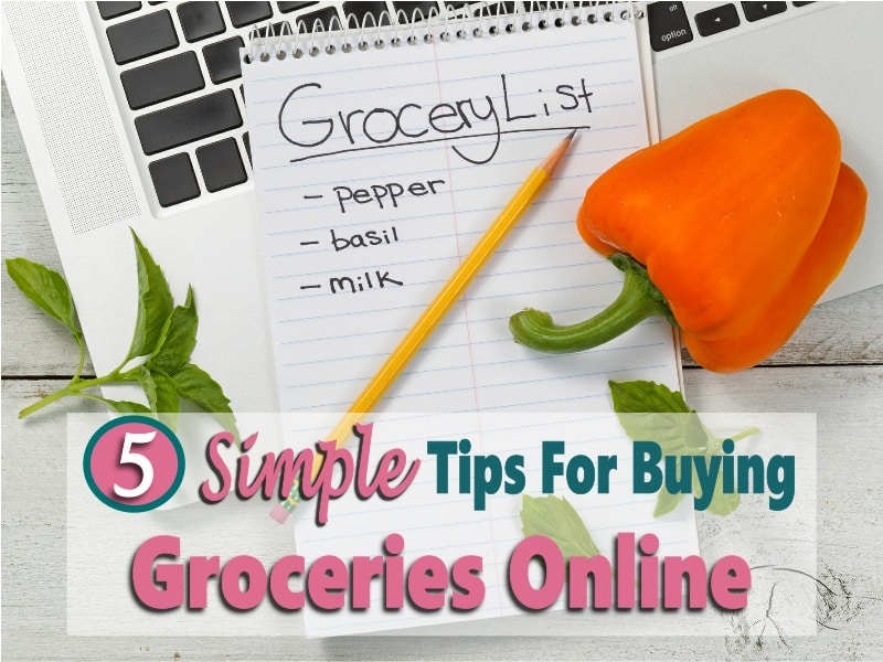 Buying Groceries Online