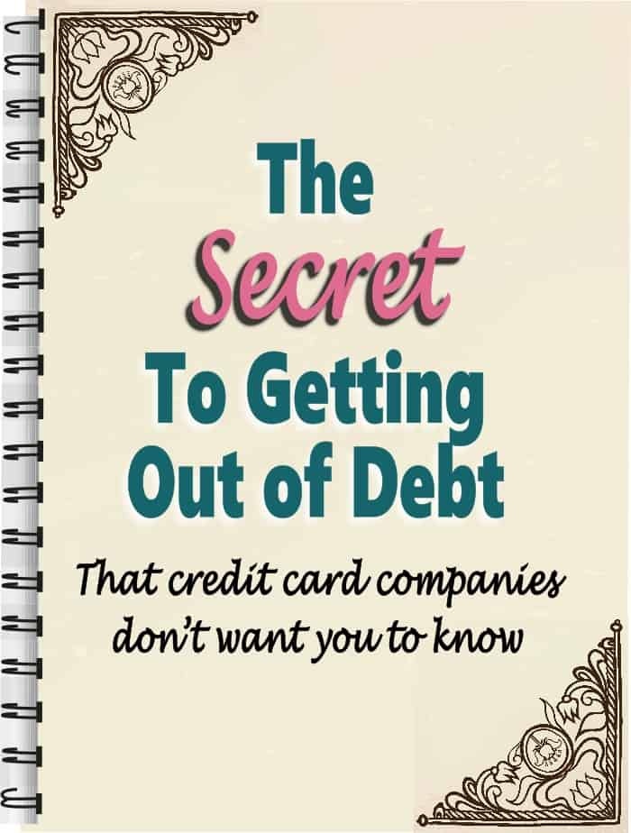 Get out of debt guide
