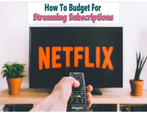 How to Budget for Streaming Subscriptions and Save Money