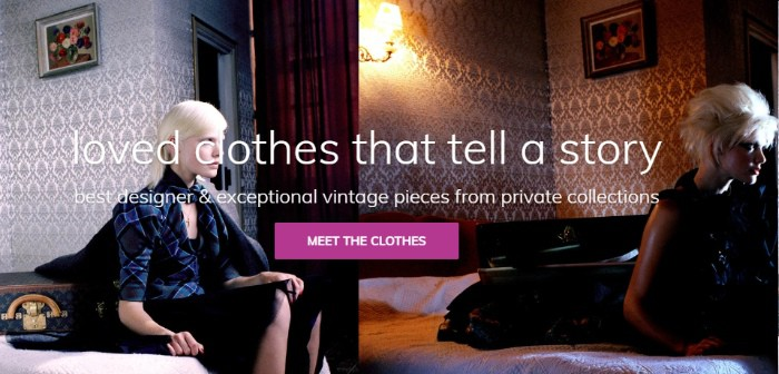 ReFashioner Vintage Online Thrift Store