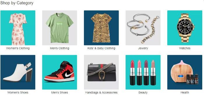Ebay Largest Online Thrift Store