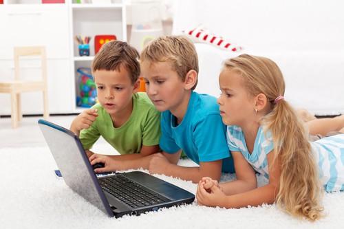 Kids looking to earn money online