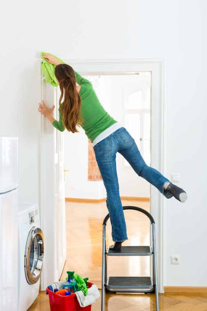 Start a cleaning service to make money as a teen