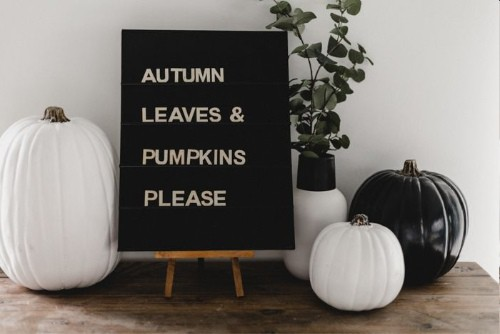 Cute DIY letter board from the dollar tree