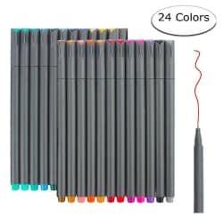 Journal pens