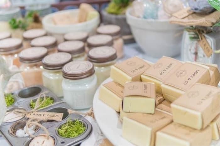 DIY Homemade Soap
