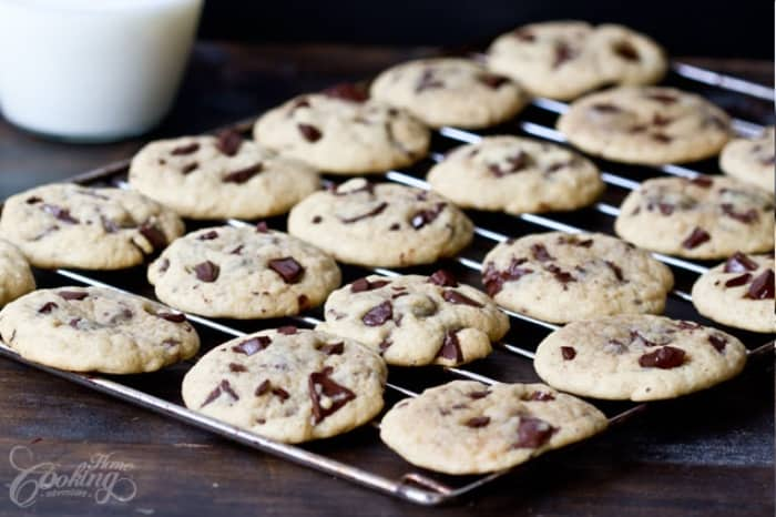 Home Baked Goods - Chocolate Chunk Cookies