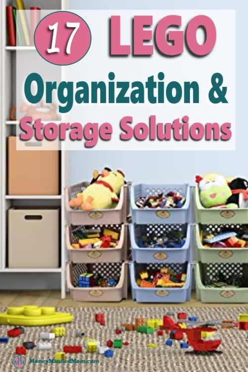 LEGO Organization & Storage Solutions