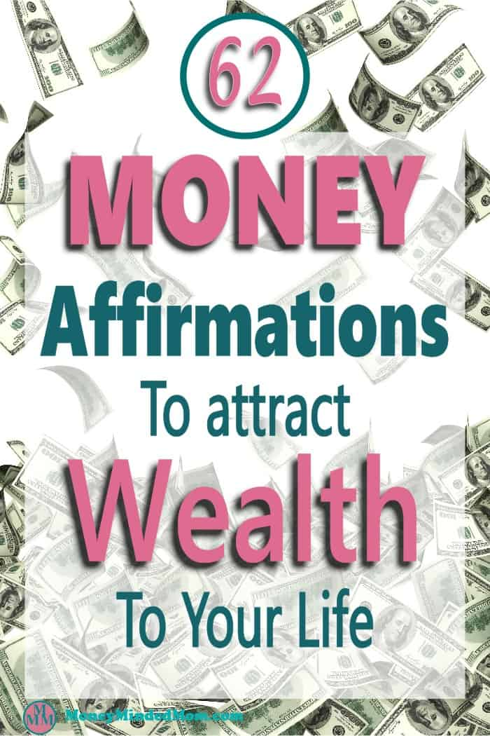 Money affirmations to attract wealth and abundance