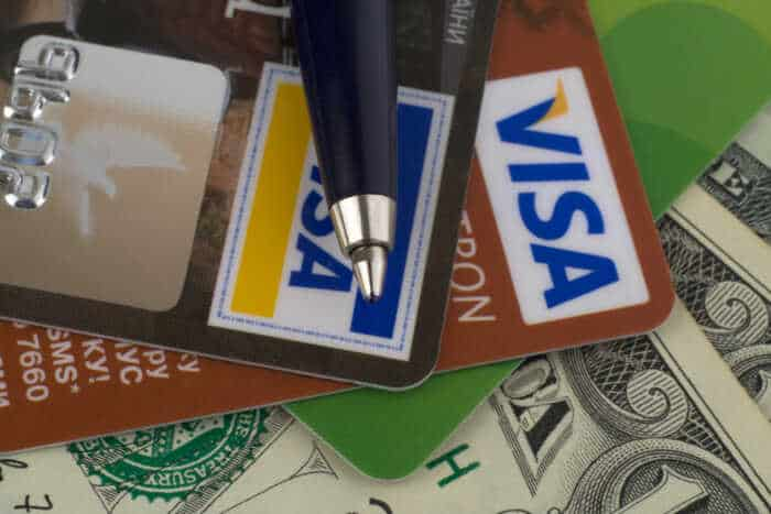 sign up for credit card offers to earn bonuses to get money fast when you desperately need money