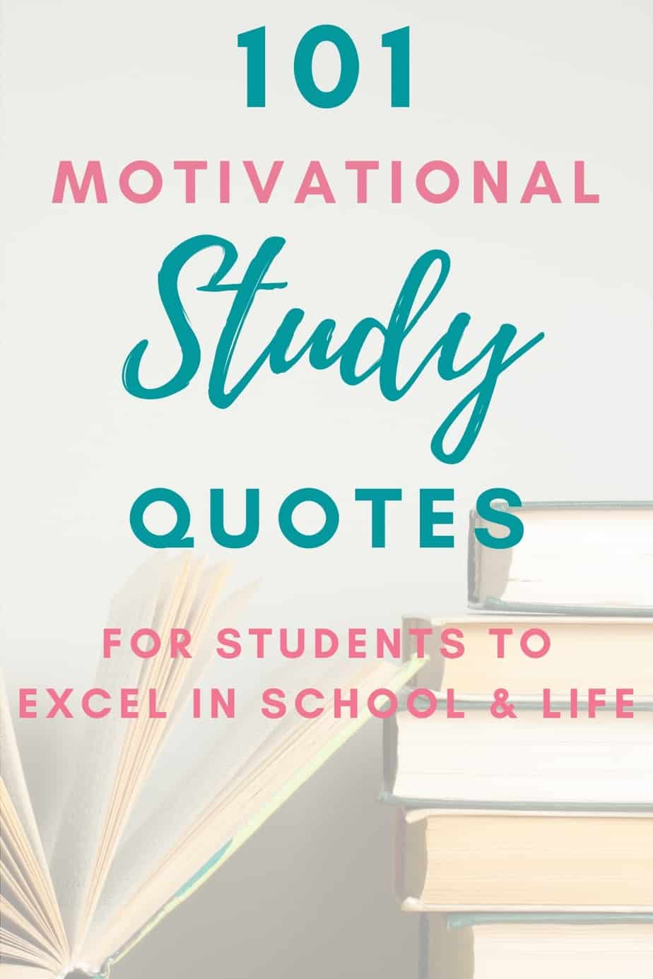 Motivational Study Quotes For Students